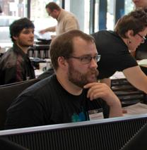 game convention volunteering