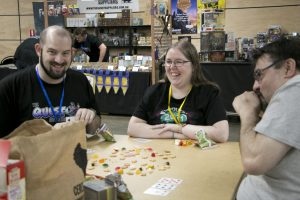 Conquest games convention in Melbourne